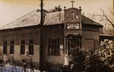 Az imaház régi épülete